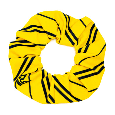 Yellow House Pride Athletic Scrunchie - Crowned Athletics