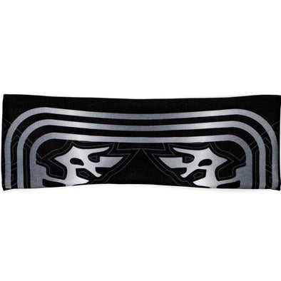 Dark Warrior Athletic Headband - Crowned Athletics