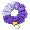 Galactic Purple Wall Athletic Scrunchie