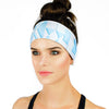 Small World Wall Athletic Headband - Crowned Athletics