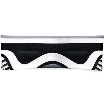 Galactic Soldier Athletic Headband - Crowned Athletics