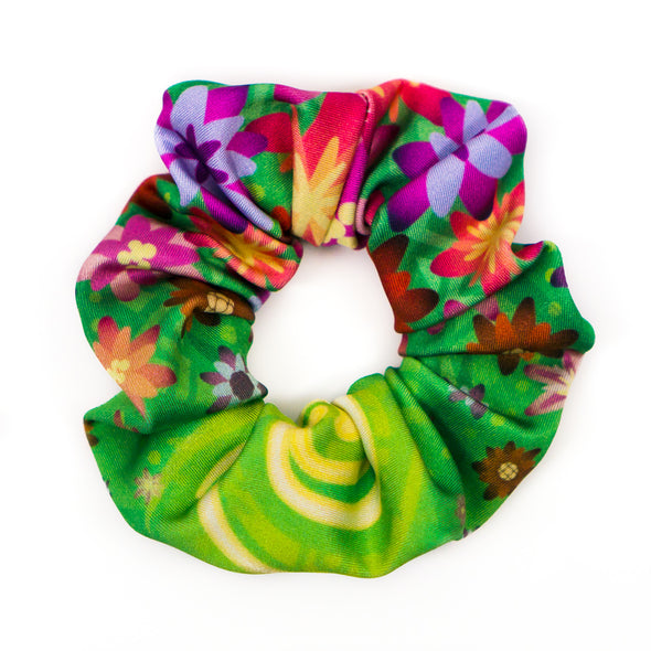 Island Goddess Athletic Scrunchie - Crowned Athletics