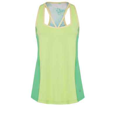 Lily Pad Princess Flow Tank Top