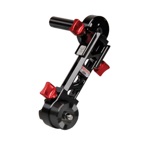 Zacuto Axis Mini EVF Mount for use with Red, Sony, Canon, Panasonic, Blackmagic & Arri cameras
