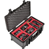 Explorer 5122 Case for Airline Carry On for Nikon, Canon, Red, Arri, Sony, Panasonic, Black Magic cameras