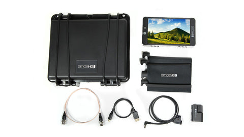 SmallHD - 702 Bright Cine Gear Bundle