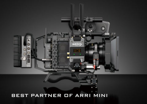 Vaxis Storm 1000+ Mini Wireless Video System For Arri Mini