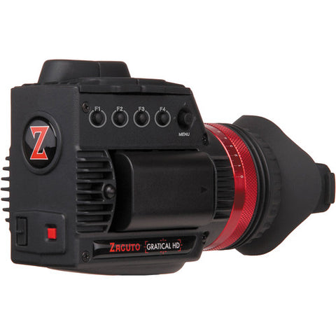 Zacuto Gratical HD Micro OLED EVF for use with Red, Sony, Canon, Panasonic, Blackmagic & Arri cameras