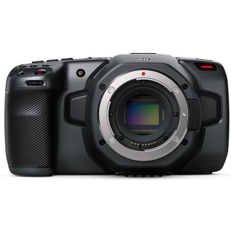 Blackmagic Design Pocket Cinema Camera 6K with EF Lens Mount