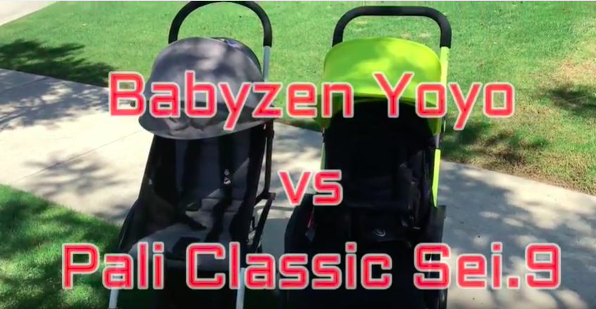 Pali Sei.9 Stroller YouTube Product Review