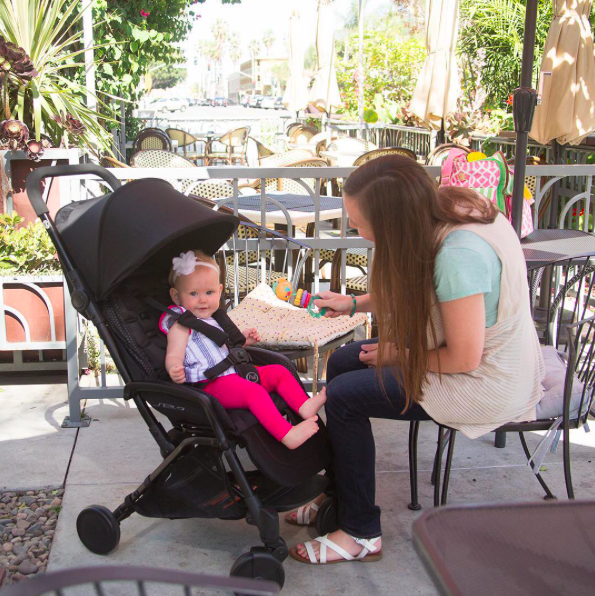 Pali Sei.9 Compact Travel Stroller - NOW $249