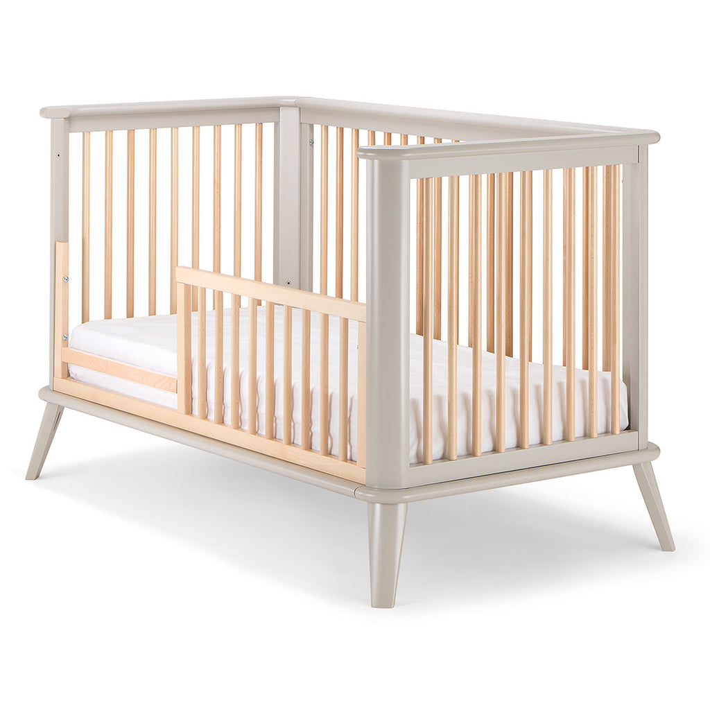 davinci emily finish resize nursery changer collection natural baby crib