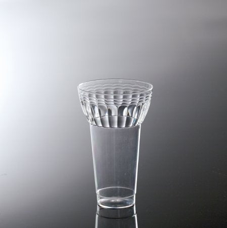 12 OZ Plastic Parfait Glasses 240 CT