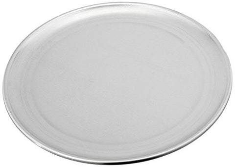 "American Metalcraft CTP12 Pizza Pans, 12.05"" Length x 12.05"" Width, Silver"