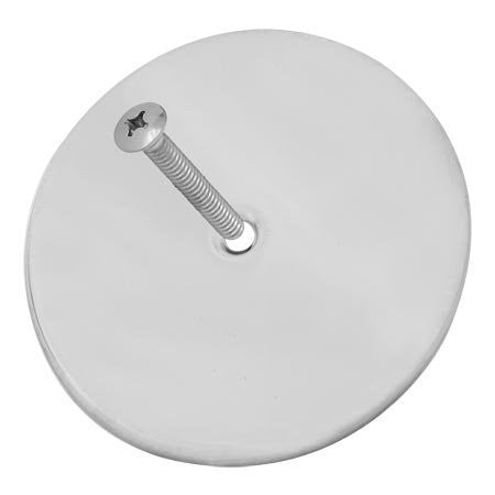 Ez-Flo 43489 Cleanout Cover Plate - Stainless Steel