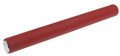 Head Chefs Sil-Pin 00252 Silicone Baker's Rolling Pin, Red