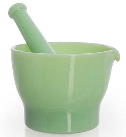 Mortar and Pestle - Variety of Sizes (16 oz, Jade)