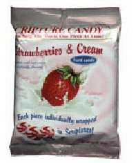 Scripture Candy 542970 Candy Scripture Strawberries & Cream 5.5Oz Bags