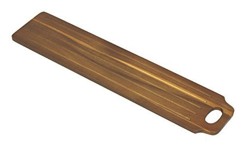 "Mountain Woods 20.5"" X 4.5"" Acacia Hardwood Baguette Bread Cutting & Serving Board"