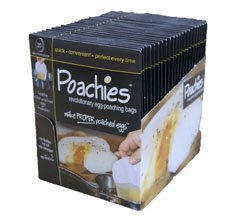 Eddingtons 511001 Poachis 20 egg poaching bags