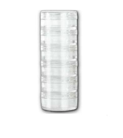 Clear Vue 6 Level Stack Jar