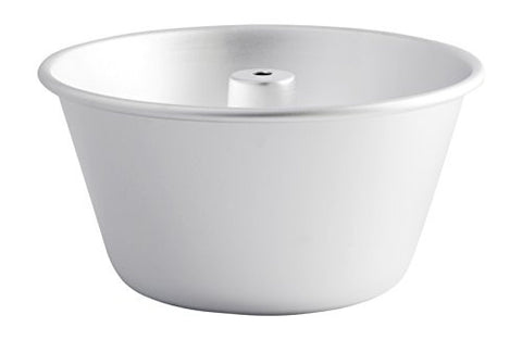 "Ottinetti Holed Conical Plain Mold, 18cm/7.1"", Silver"