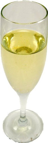 Champagne Fake Drink Glass