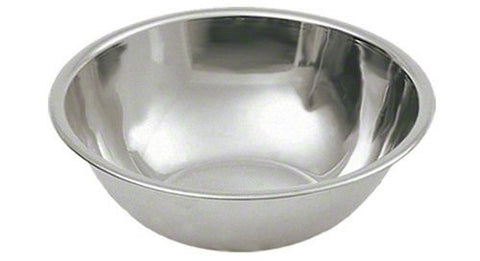 Update International (MB-300) 3 qt Stainless Steel Mixing Bowl