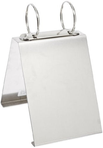 "PVIFS RH6128 Recipe Holder, 8"" Length x 6"" Width x 11"" Height, For 8"" x 6"" Recipe Cards"