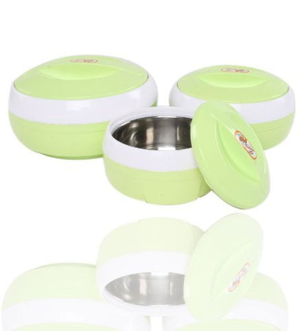 Princeware Solar Insulated Casserole 3 Pcs Set