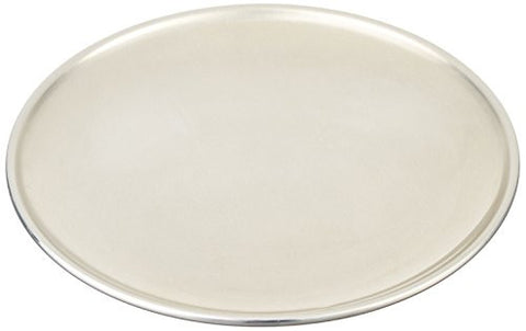 "Pizzacraft PC0400 8"" Round Aluminum Pizza Pan, Personal Size"