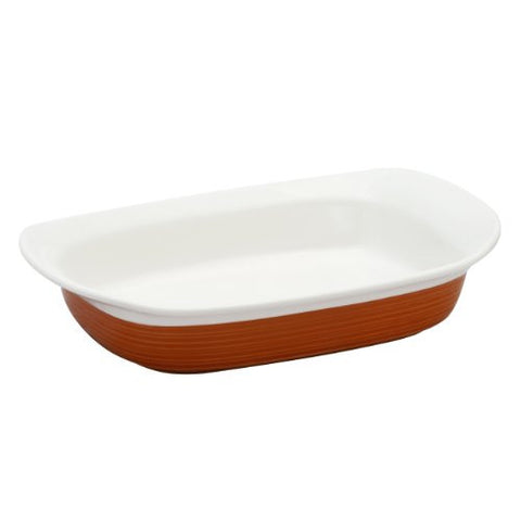 CorningWare Etch 27 Ounce Side Dish in Brick