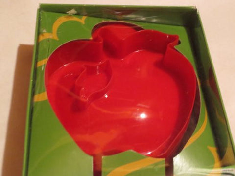 Apple Shaped Pocket Pie Mold