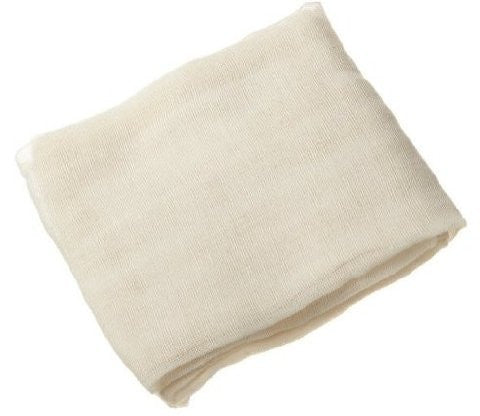 Cheese Cloth 90 Thread Count 2 Square Yards