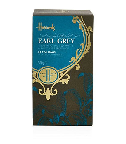 Harrods, No.42 Earl Grey Tea (20 Tea Bags