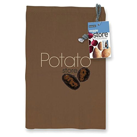Zipped Potato Storage Bag To Store Your Potatoes and Keep Them Fresh (Pack of 2)