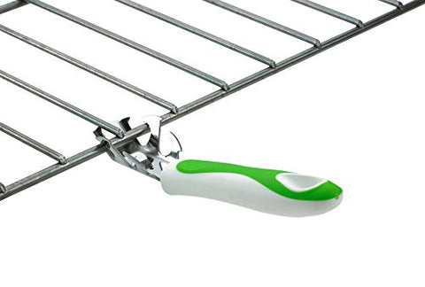 RL Treats Silicone Oven Rack Push Puller Green