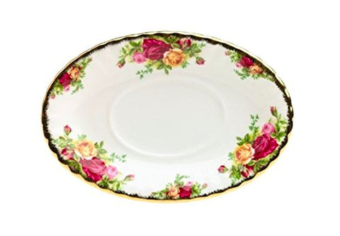 Royal Albert Old Country Roses Gravy Boat Stand