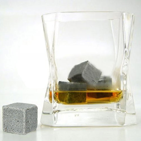 1PC Whisky Sipping Stones Rocks Cooling Wine Coffee Tea Drink