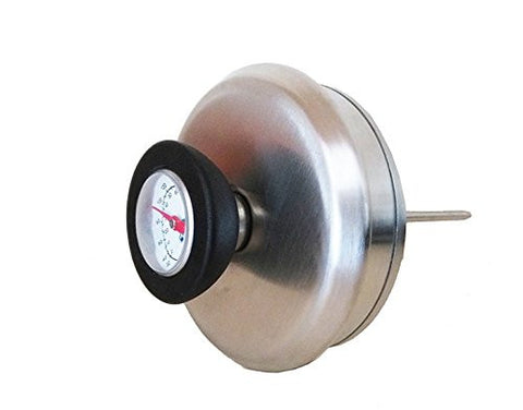 Thermometer Lid For Coffee or Tea kettle - fits Hario and Wonder Sky Gooseneck Pour Over Kettles