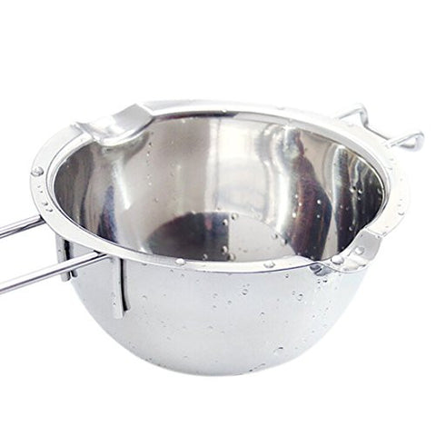 Qianle Stainless Steel Melting Pot Baking Boiler Pan Baking Tools