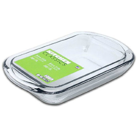 2 Piece Bake Dish Value Pack, by Kitchen Classics