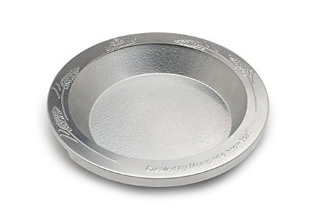 Doughmakers 9 Pie Pan with Crust Protector