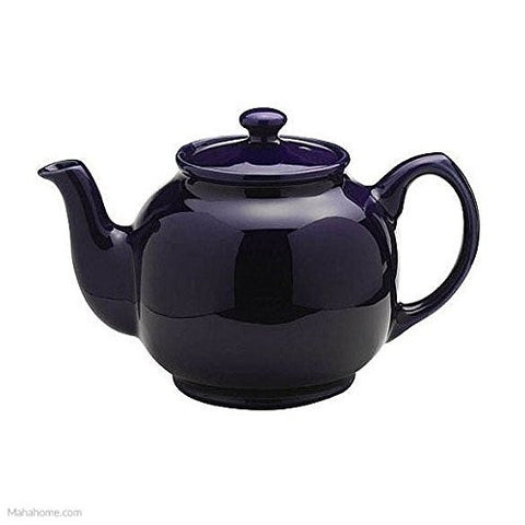 Price & Kensington Midnight Blue 2 Cup Teapot