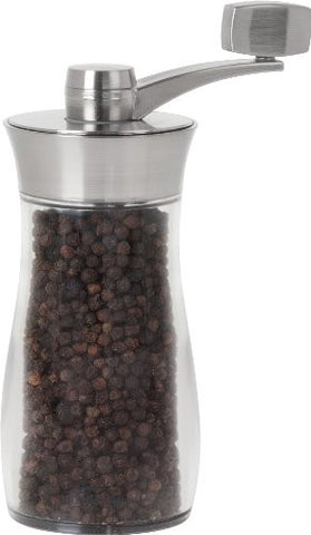 Trudeau Easy Grind 6-1/2-Inch Enora Pepper Mill