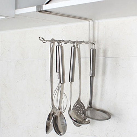 Steel Kitchen Tool and Utensil Rack