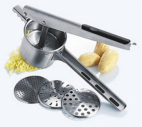 All Stainless Steel Potato Press Ricer Mashed Potato Maker