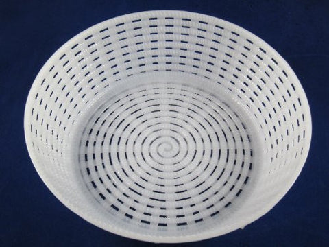 Italian Basket Weave Mold, #31310 (Bin Lot 1048)