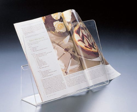 Cookbook or Recipebook Stand (Acrylic)