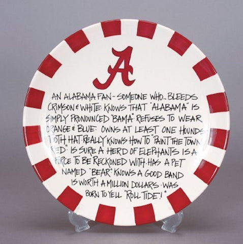 Magnolia Lane Alabama Define Fan Plate